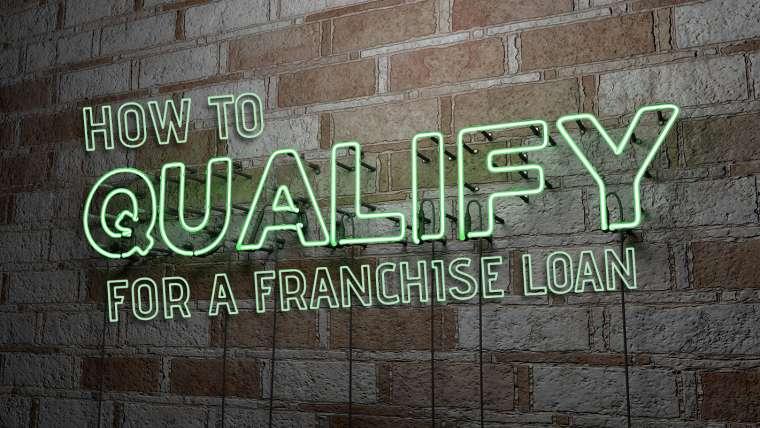SBA loan for Franchise startups