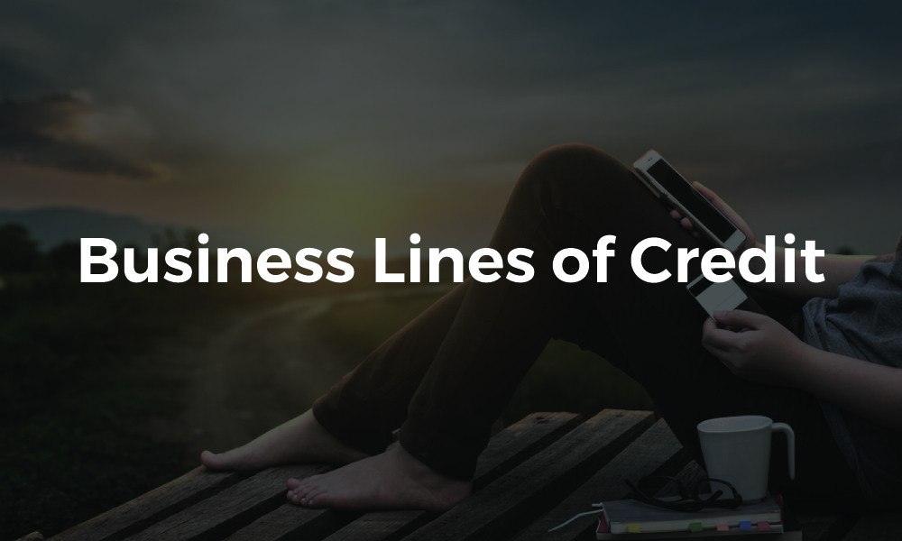 How to get up to $300K Business line of credit as startup?